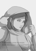 Patreon reward- Vin by RaikohIllust
