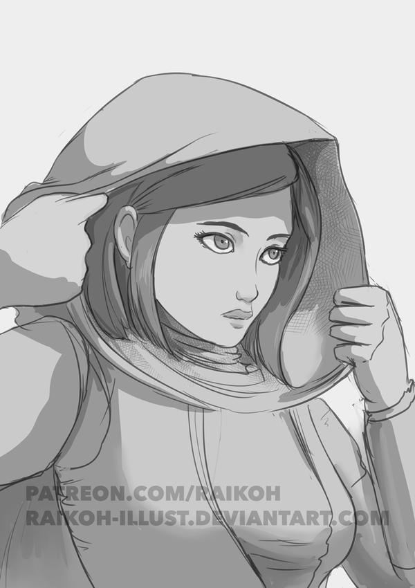 Patreon reward- Vin by Raikoh-illust
