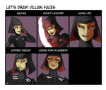 faces Meme with Seventh Sister