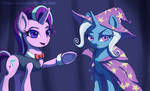 The Trixie and Starlight Magical Show