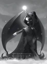 Ghost by RaikohIllust