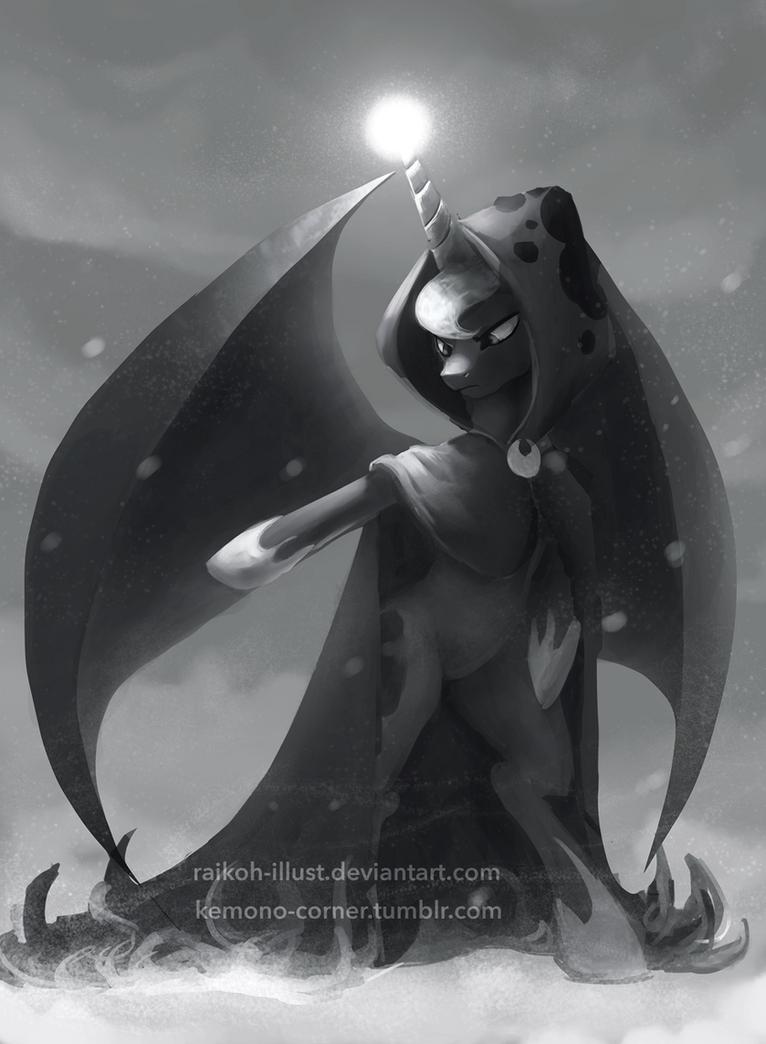 Ghost by Raikoh-illust