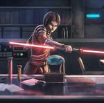 Sith Studies close up