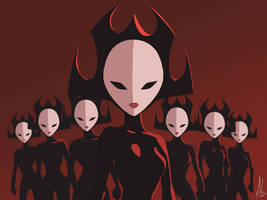 The Daughters of Aku