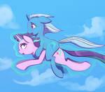 Flying startrix