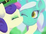 Kiss me I'm Lyrish!