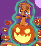 Nightmare Night Trixie