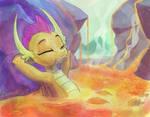 Lava Bath