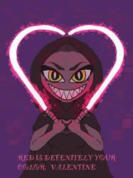 Dark Rey Valentines