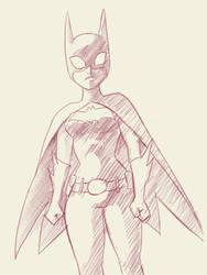 Batgirl sketch