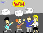 The Three Stooges- Woman Haters by izzyartistic1