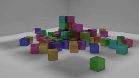 3D 004 - cubic