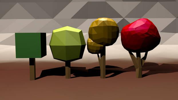 3D 006 - Trees