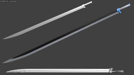 3D 007 - Sword