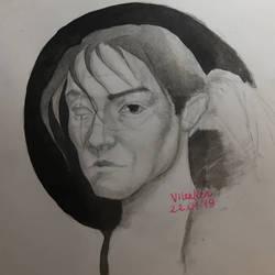 Mugen no junin - Manji Sketch