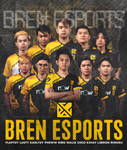 Bren Esports MplS8 Roster