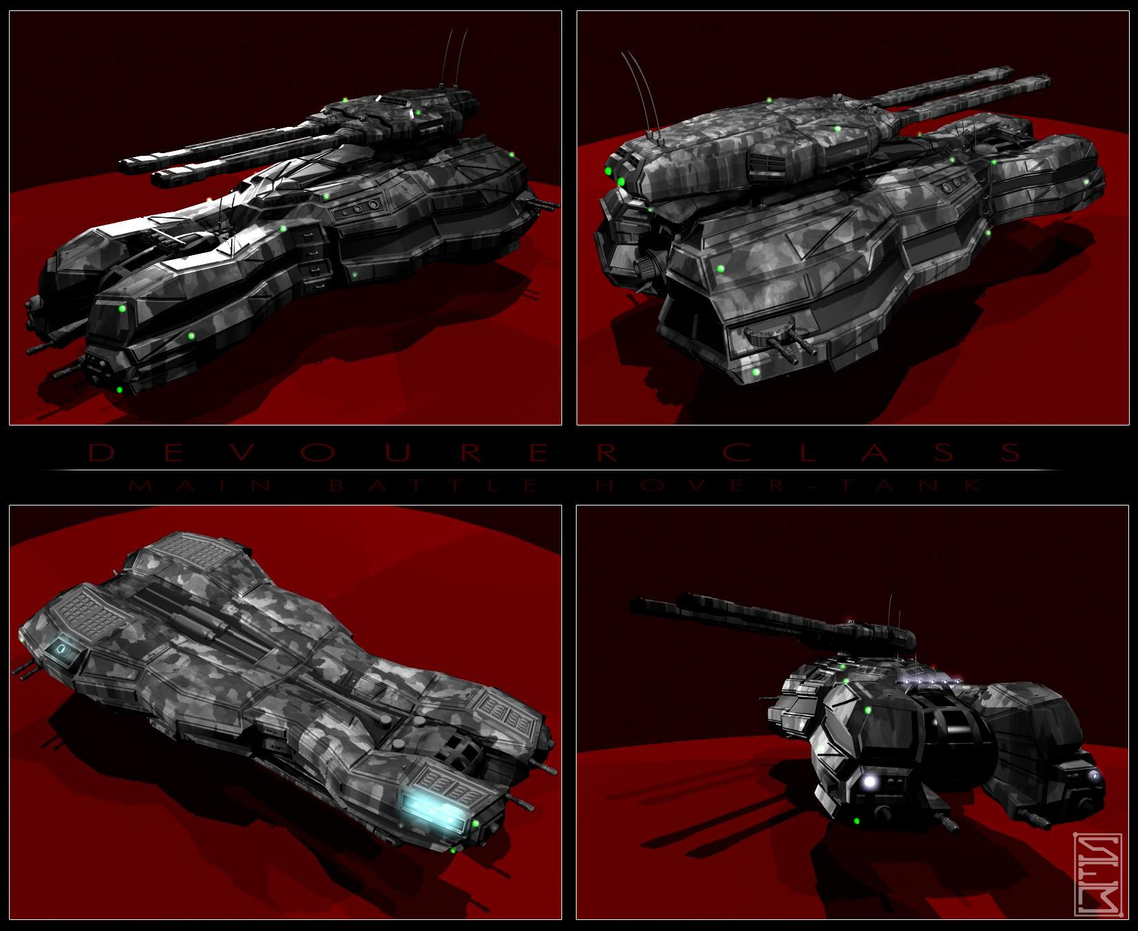 DC-MBHT -- DEVOURER MK.II by s2f