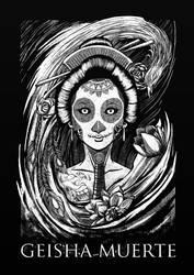 geisha muerte