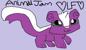 Animal Jam - Skunk