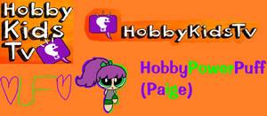 HobbyKidsTV Fanart - Paige's HobbyName