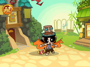 Animal Jam Bunny Outfit Photo Booth