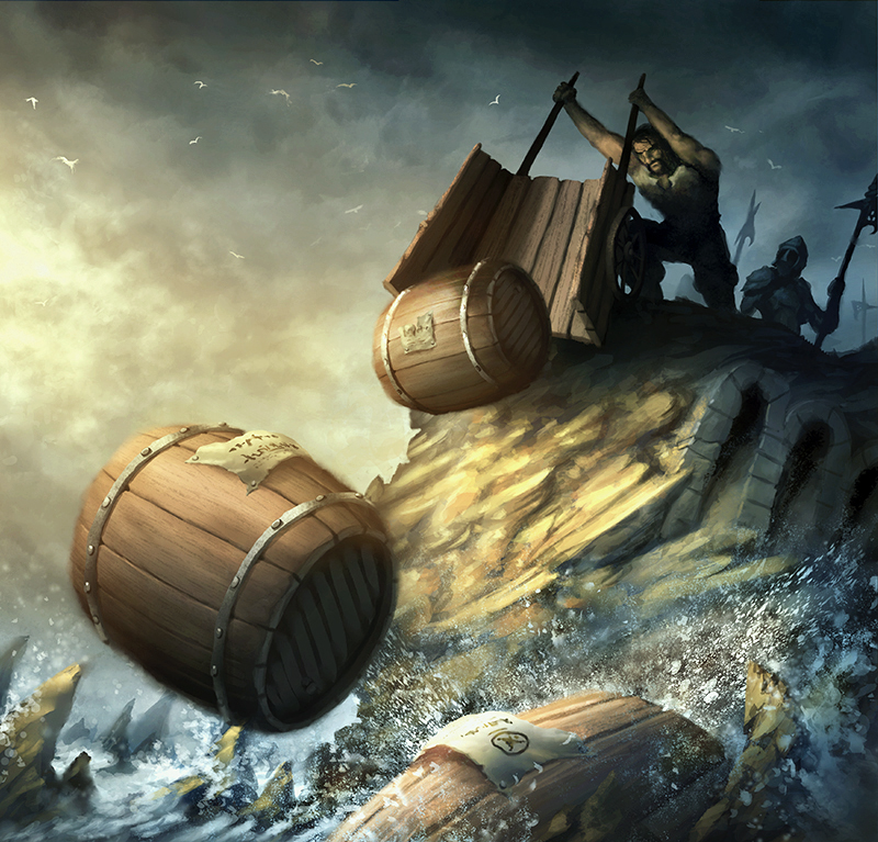 Wasted resources by Skrubhjert