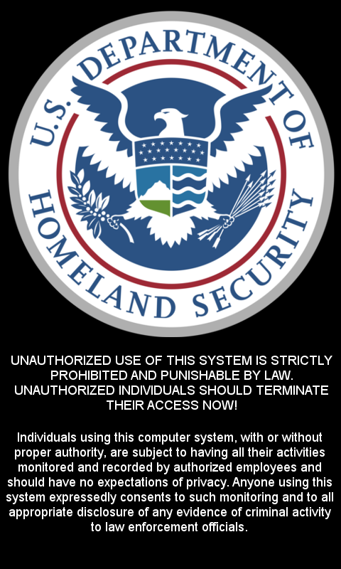 Department Of Homeland Security For Android By Thekockyroach On