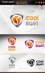 Cool swirl_ logo