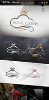 Royal_ Cloud_ logo template by gomez-design