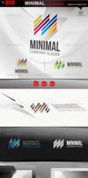 Minimal_logo by gomez-design