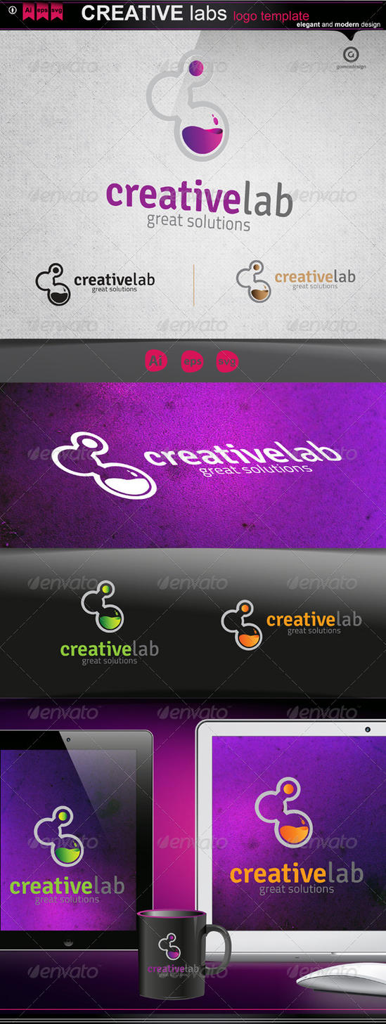 Creative Labs by gomez-design