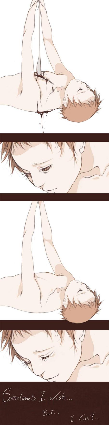 I wish by Hieyizar