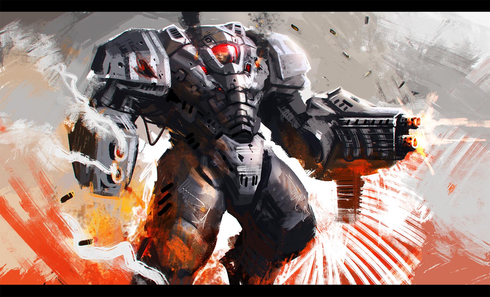 juggernaut by BalagurXD
