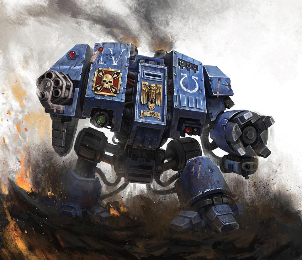 Dreadnought by GeogreVostrikov