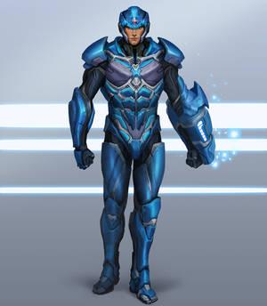 Megaman redesign