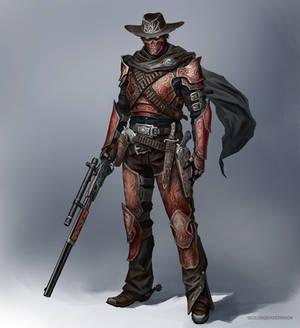 Gunslinger/ErronBlack