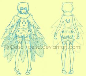Sketch: Owl