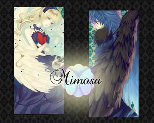 Mimosa wallpaper by Celsa