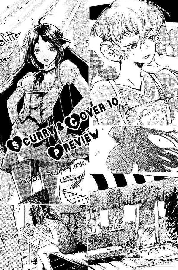 Scurry and Cover 10 Preview by Celsa