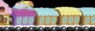 Train (S2 Poster) by alien13029