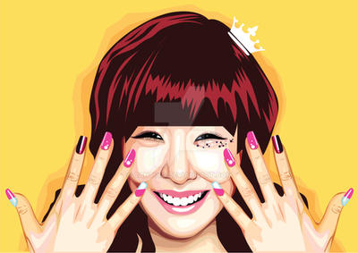 Baby Gee Tiffany by canting