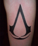 Assassins Creed Tattoo