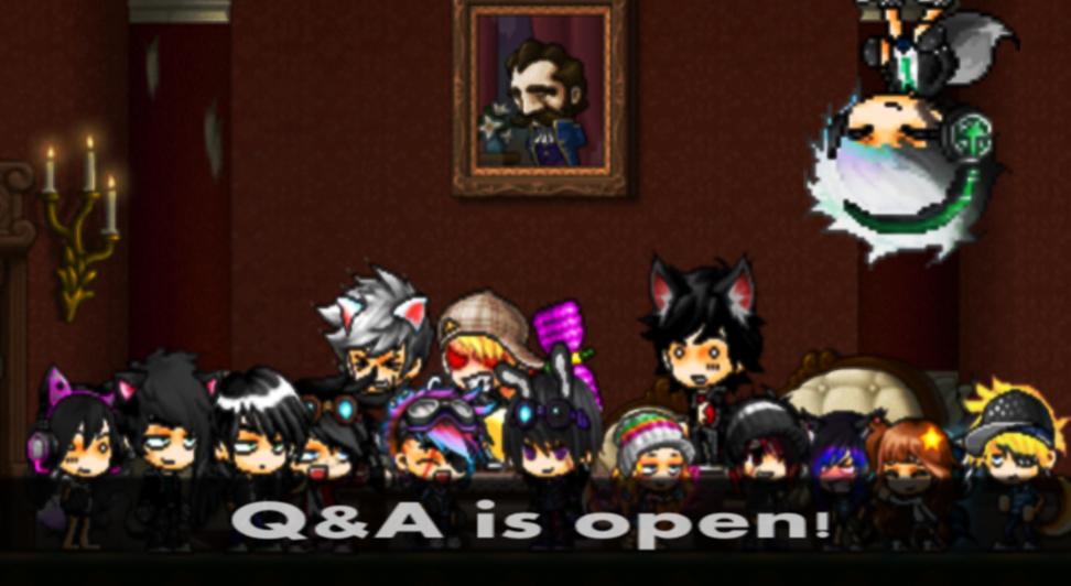 .:Q andA is Open, Ask Away!:. by iiNeotrix