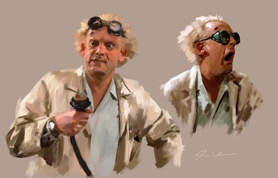 Doc Emmett Brown