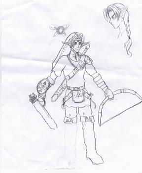 Link (Alternate Costume #1)