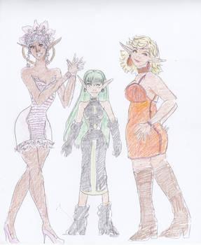 Dryad: Trio