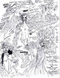 Mythos: Denizens by ghostsymbol