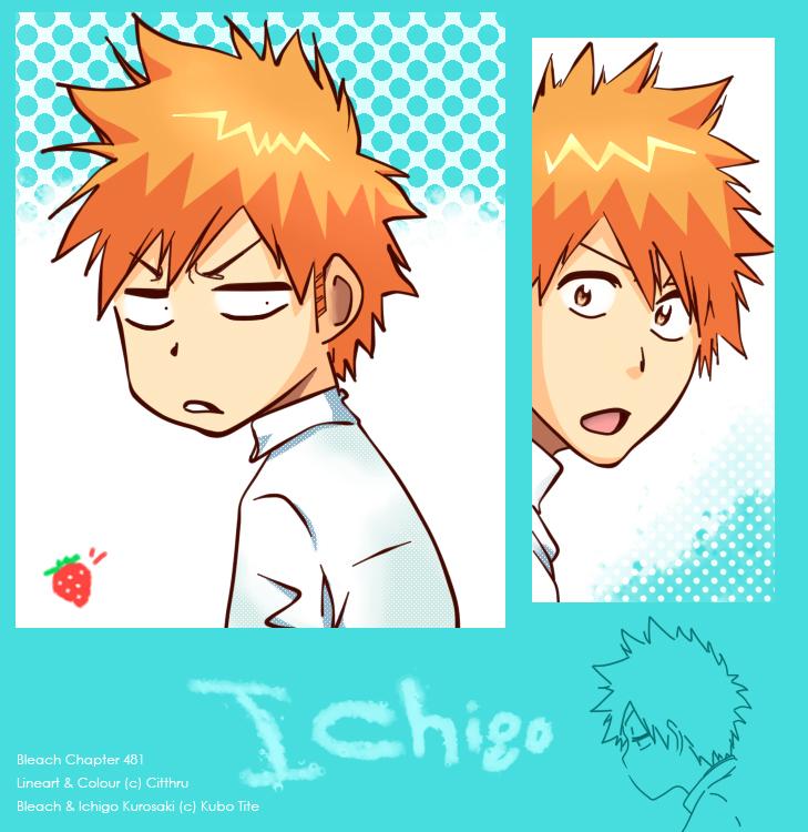 chapter 481 - chibi Ichigo by Citthru