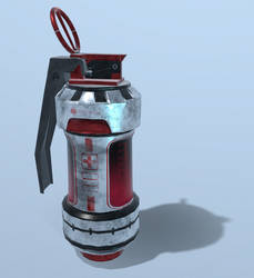 Health Grenade
