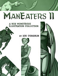 ManEaters II by sweet-guts